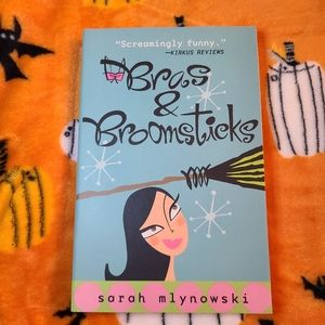 BOGO Bras and Broomsticks Book